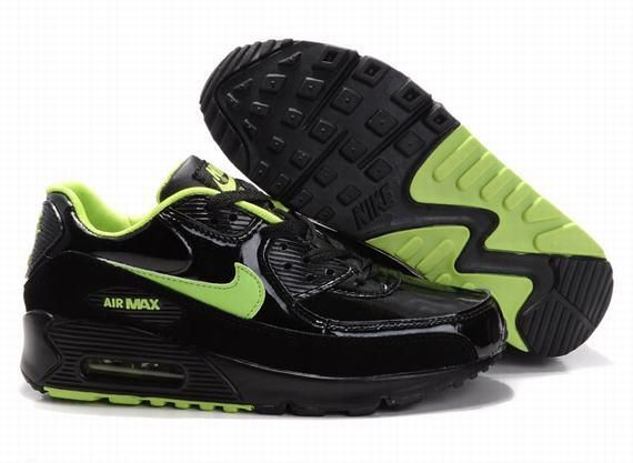 Nike Air Max 90 EM Shoes Orange/Black /Nike Jordan [ N619]