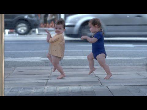 "EVIAN ""Baby & Me"" BETC Euro RSCG (PARIS, FRANCE)"