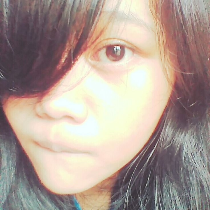 I proud to be my self. Cause this is the way I am ^^