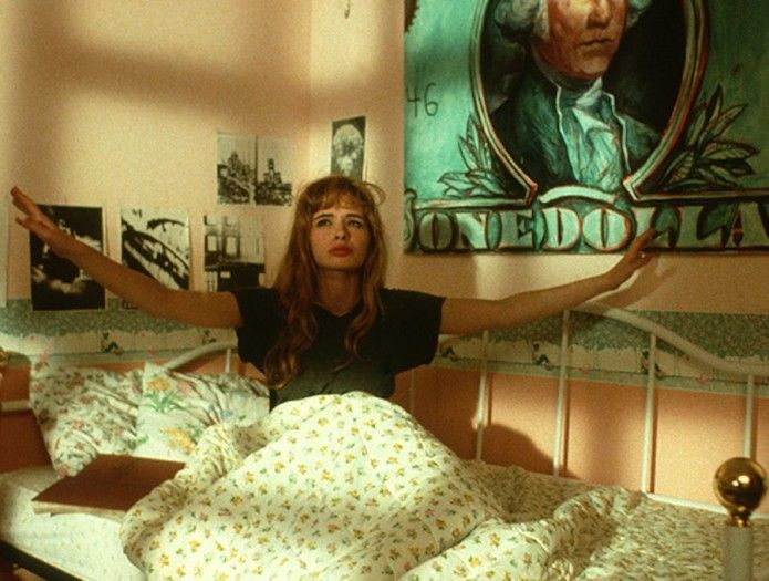 """Adrienne Shelly in """"The Unbelievable Truth"""" (Hal Hartley, 1989)."""