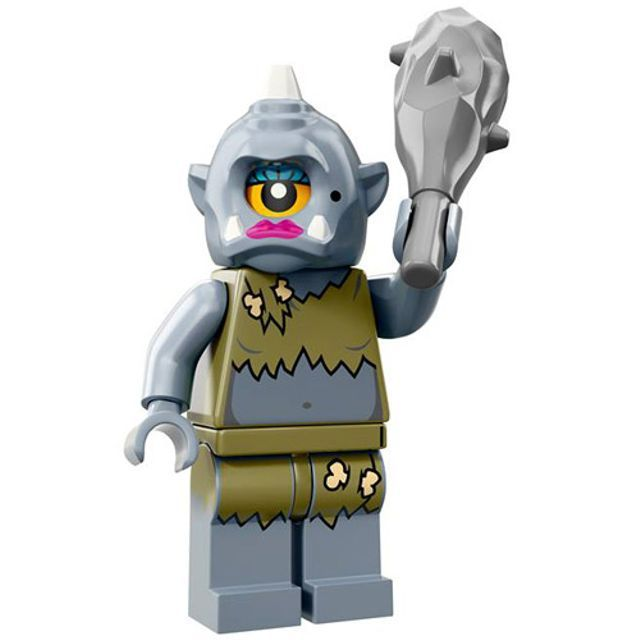 genuine lego minifigures the lady cyclops from series 13