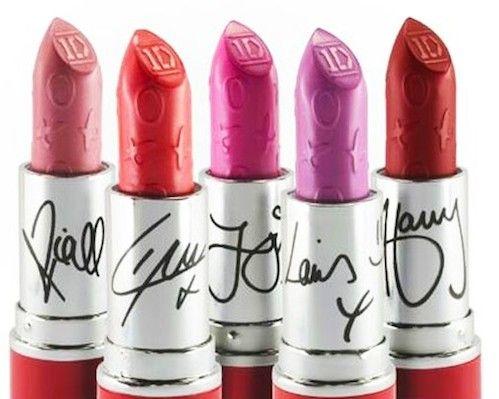 One Direction lanza línea de maquillaje!! - MundoTKM