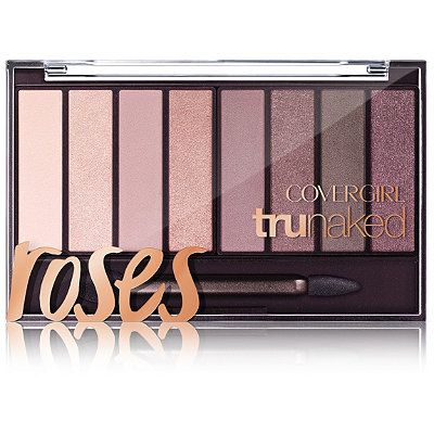 CoverGirlRoses TruNaked Eye Shadow Palette  #Plumpify #OhSugar #TruNaked
