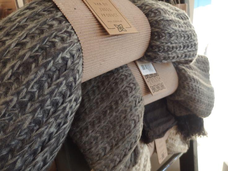 """Heerlijke shawl van """"Zusss"""" € 42,95"""