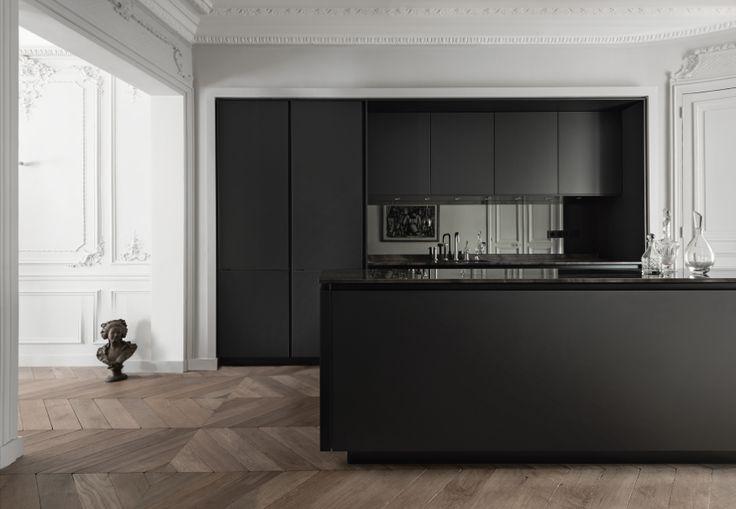 1000 idee n over parijse keuken op pinterest moderne franse interieurs franse interieurs en - Keuken deur lapeyre ...