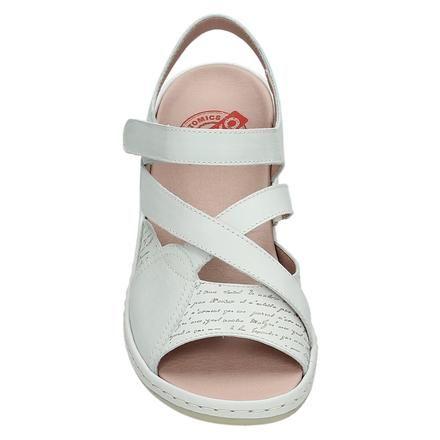 Brako Witte Sandalen