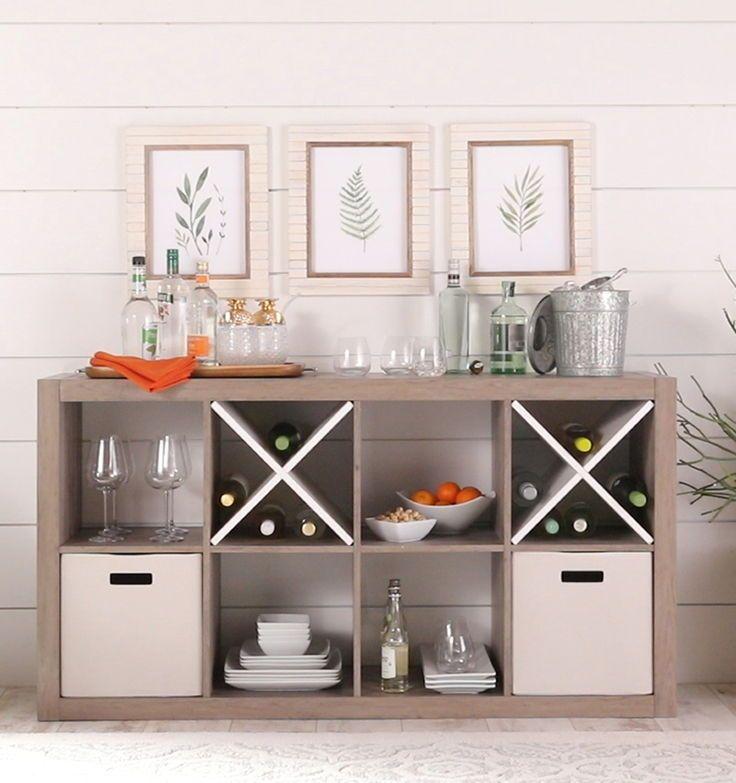 Home Diy Home Bar Diy Room Decor For Teens Cube Storage Decor