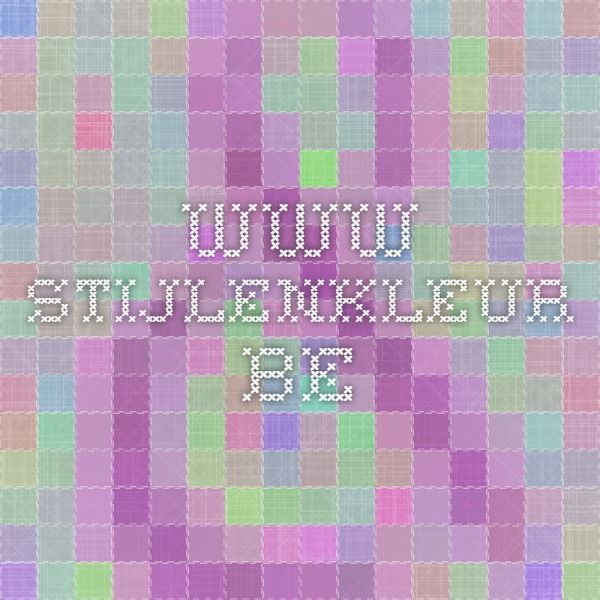 www.stijlenkleur.be