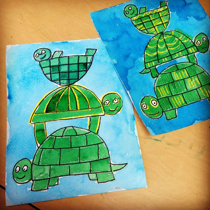 100 ideas to try about ocean sea life art craft for Turtle arts and crafts