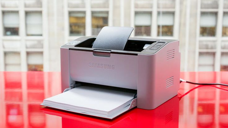 The Samsung SL-M2020W printer is small, relatively fast, and bristling with features, including Wi-Fi, NFC compatibility, and the ability to print from iOS and Android mobile devices. It is the best laser printer you can buy in the ultrabudget price range.