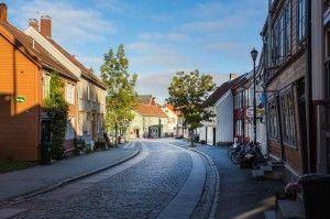 Bakklandet – Trondheims gamleby