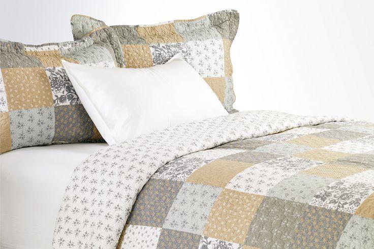 Gisele Collection - ensemble avec cache oreillers - set with shams