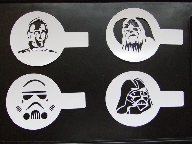 Star Wars Cut Out Designs Star Wars Stencil Star Wars