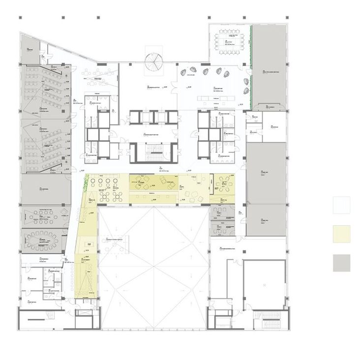 Microsoft Headquarters Vienna - Picture gallery