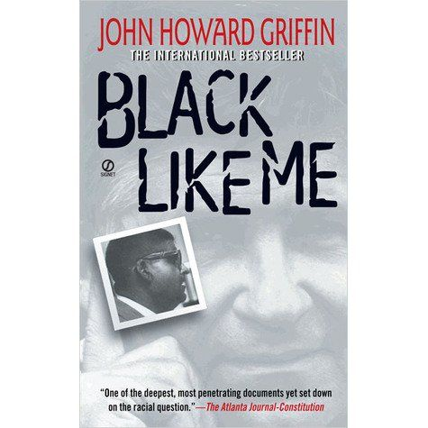 In the Deep South of the 1950s, journalist John Howard Griffin decided to cross the color line. Using medication that darkened his skin to deep brown, he exchanged his privileged life as a Southern white man for the disenfranchised world of an unemployed black man. See if it is available: http://www.library.cbhs.school.nz/oliver/libraryHome.do
