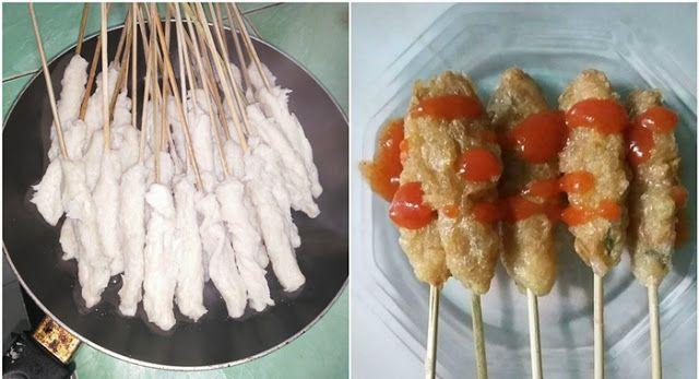 Resep Membuat Sempol Ayam Khas Malang Ngehits Aneka Resep Jajanan Indonesia Makanan Dan Minuman Resep Ayam