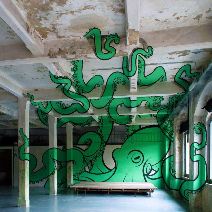 123 best StreetArt images on Pinterest | Architecture, Art designs ...