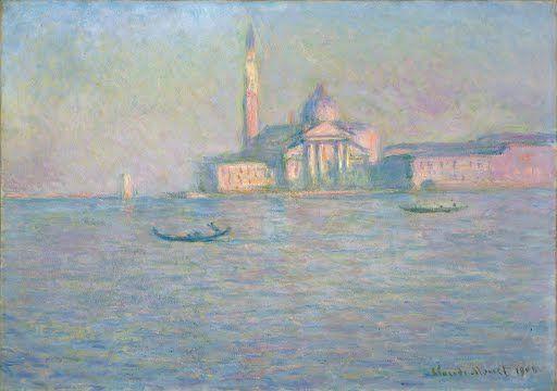 The Church of San Giorgio Maggiore, Venice - Monet, Claude — Google Arts & Culture