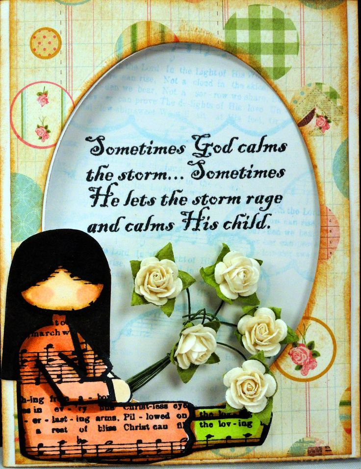 inspiredstamps.blogspot.com, Hymn Girls: Sitting Left, scripture, copic coloring, bazzill