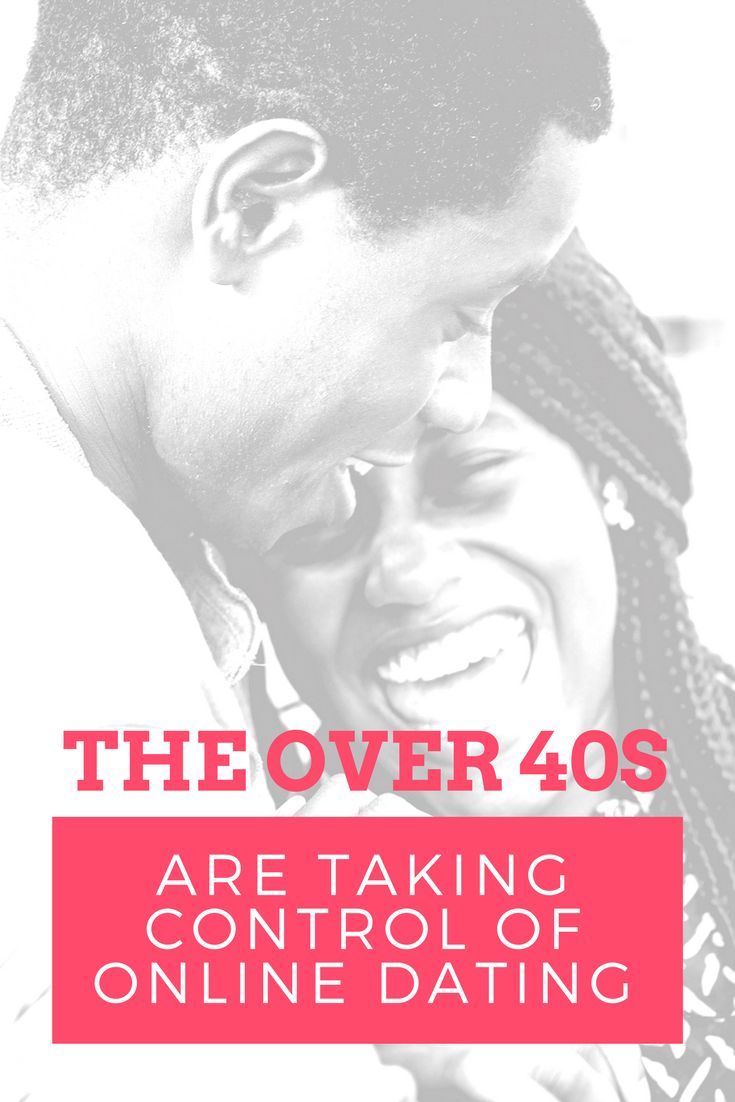 Over 40 Dating Your Love-Life Begins at Forty
