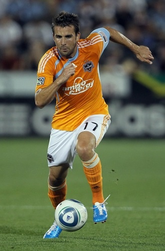 Mike Chabala of the Houston Dynamo