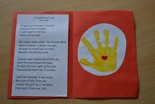My Montessori Preschool: The Kissing Hand
