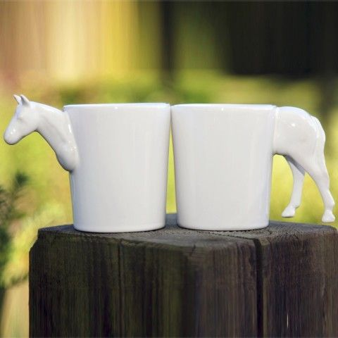 Horse Cups