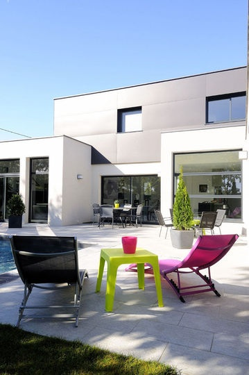 95 best Outdoor images on Pinterest Backyard patio, Contemporary