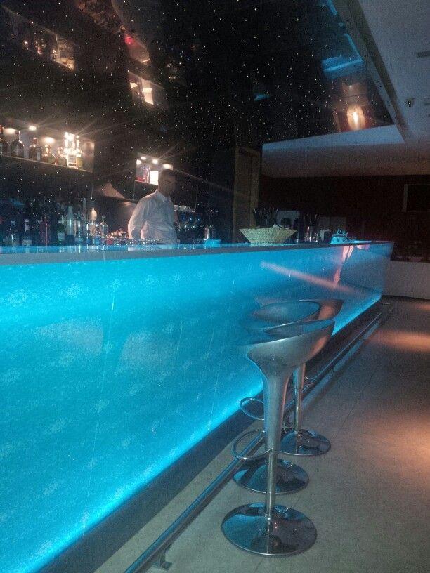 Sky bar hotel Adriana hvar croatia