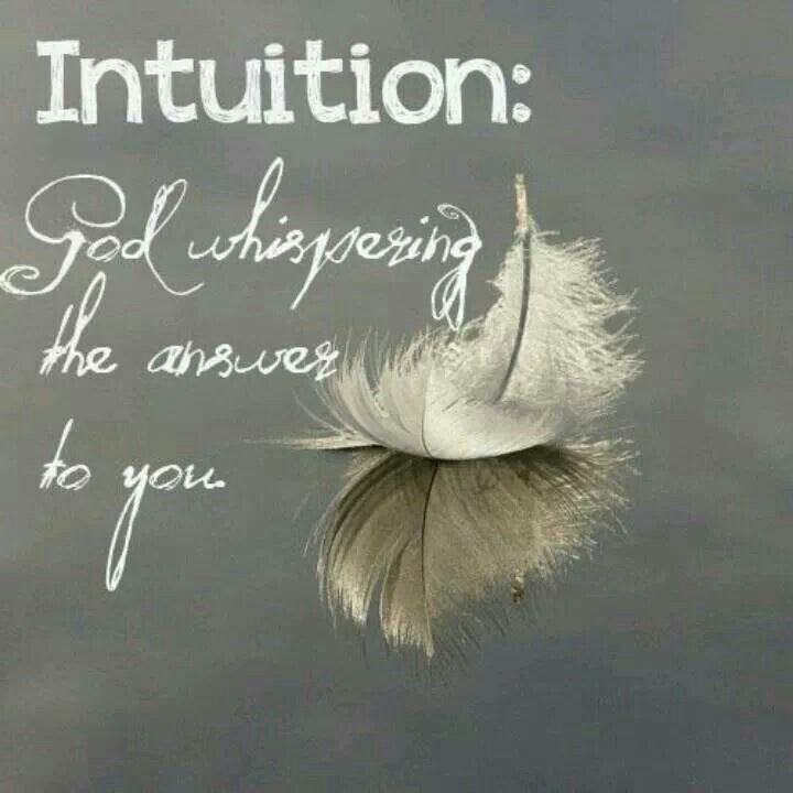 God speaks in a gentle whisper. ~~~ 1 Kings 19:12
