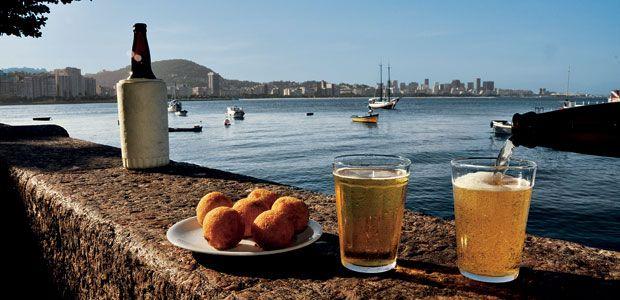 Bar Urca - Rio de Janeiro.
