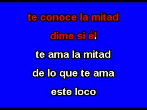 Te conozco Ricardo Arjona Karaoke