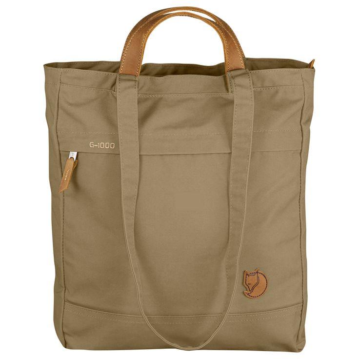 Fjäll Räven Totepack No.1 Sand | Taschen | Taschen & Packsäcke | Ausrüstung