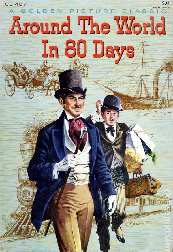 71 best around the world in 80 days images on pinterest altered around the world in 80 days is a classic adventure novel by the french writer jules verne first published in in the story phileas fogg of london and his fandeluxe Gallery