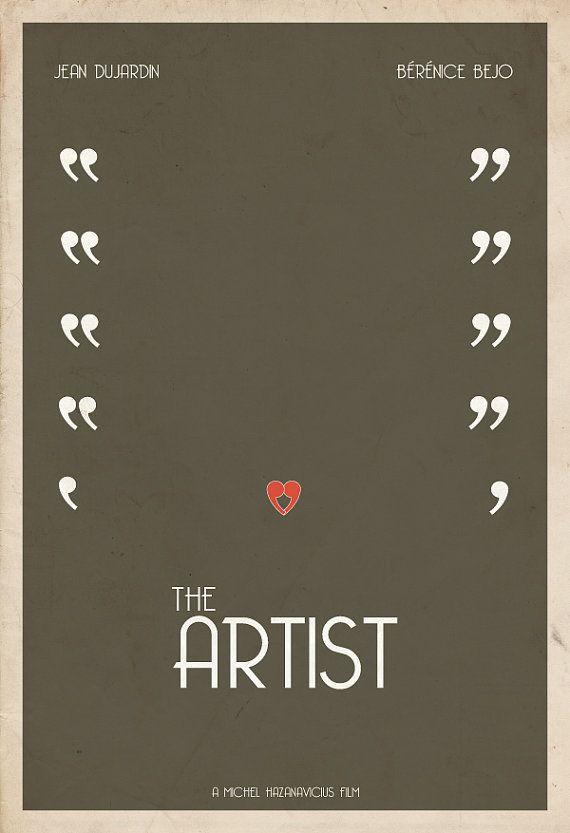 minimal poster series