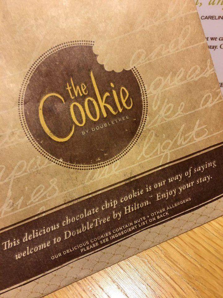 15 best DoubleTree Cookies images on Pinterest | Doubletree cookies ...
