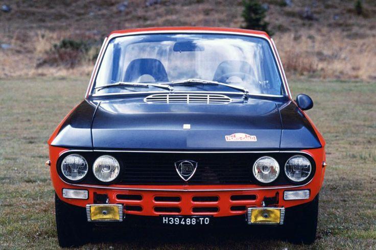 1972 Lancia Fulvia Coupé 1.3S
