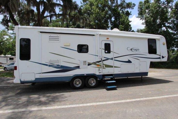 2005 Carriage Cameo LXI 32KS3, 5th Wheels RV For Sale in Ocala, Florida | Optimum RV 575852-LR95717B | RVT.com - 112871