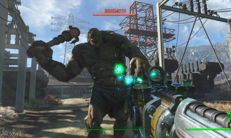 Fallout 4 Gameplay Exploring the post-apocalyptic virtual world