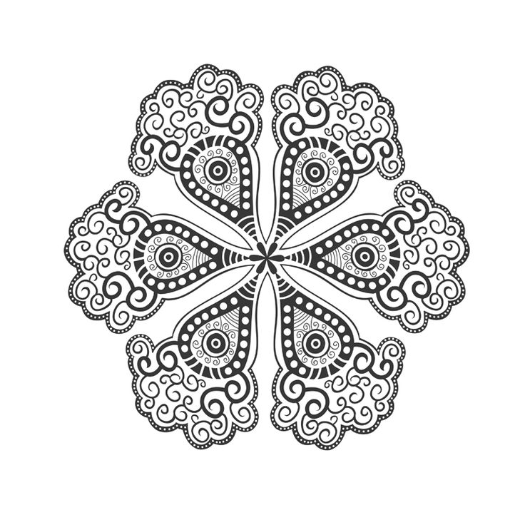 35 best Adult Coloring images on Pinterest | Mandala design ...