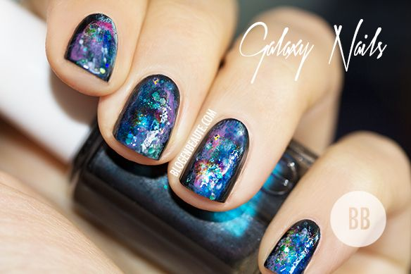 Galaxy Nails_Blog en beauté