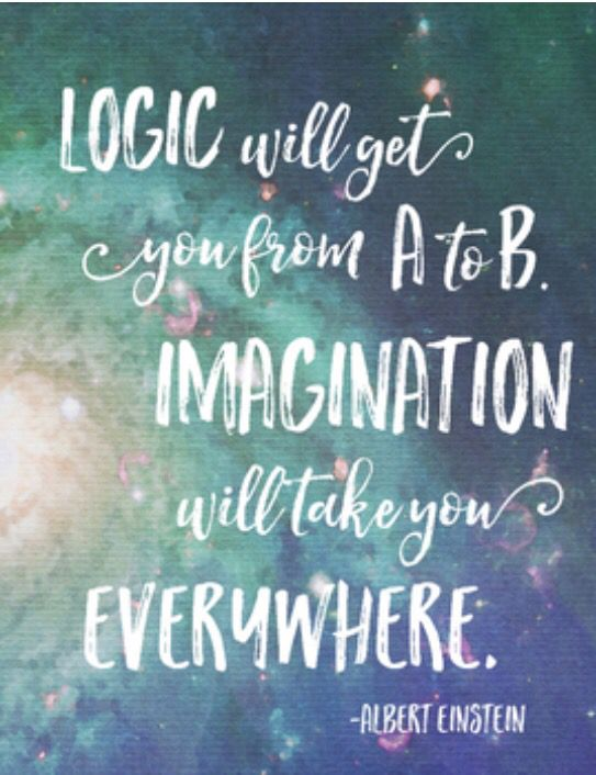 Watercolor galaxy quotes poster. Perfect for science themed classroom decor.