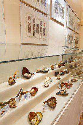 Museo della Pipa, Villa Vitali, Viale Trento, Fermo