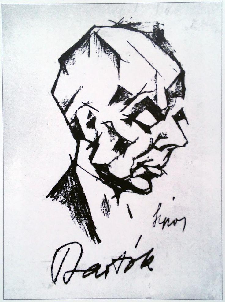 SIPOS Béla: Bartók, 1927