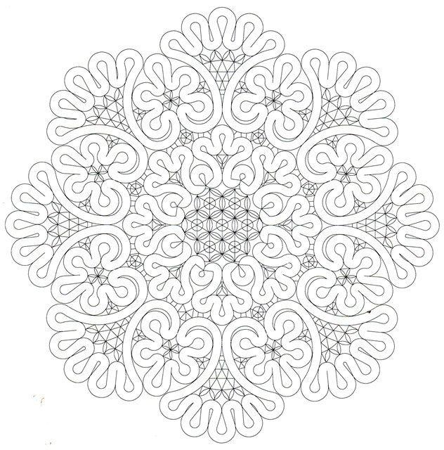 Romanian+Point+lace+pattern
