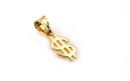 Prívesok dolár charms collection dollar