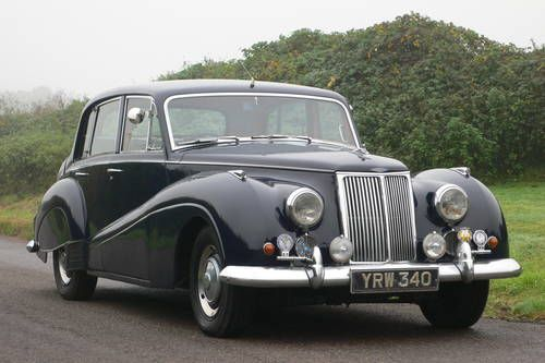 1959 Armstrong-Siddeley Star Sapphire For Sale by Auction