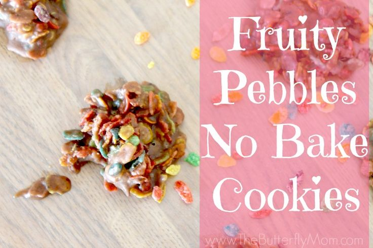 Fruity Pebbles Cookies. What a fun and easy after school snack! #PMedia #PebblesBTS #ad