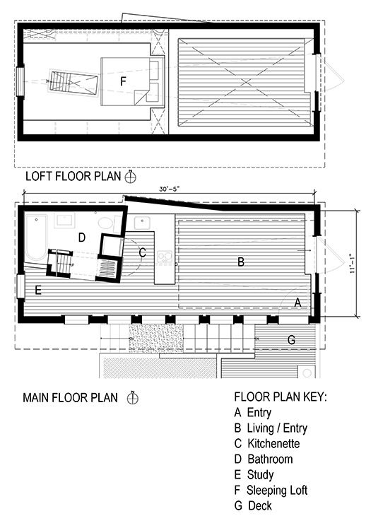 GARAGE CONVERSION: Floor Plan With Loft Stairs Inside Bathroom (could  Reverse So Loft Is