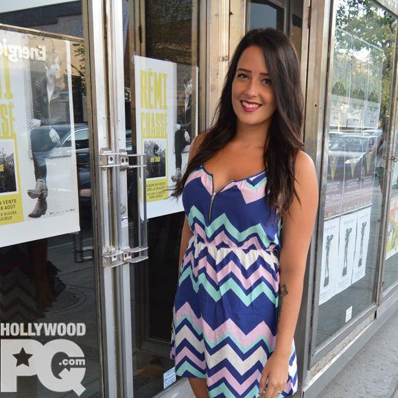 Cynthia Sauro de Loft Story est victime d'un vol par effraction | HollywoodPQ.com